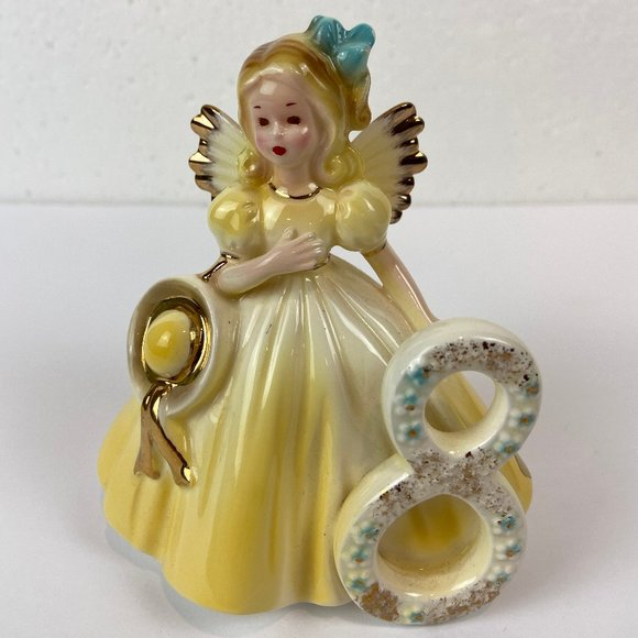 Josef Original Other - Vintage Josef Original Age 8 Angel Figurine